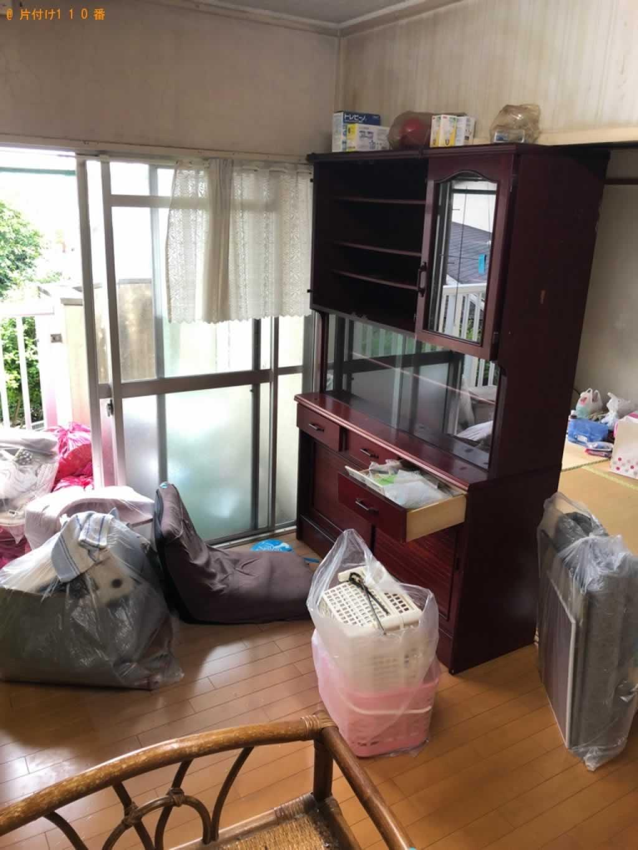家具回収施工前