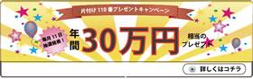 【ご依頼者さま限定企画】徳島片付け110番毎月恒例キャンペーン実施中!