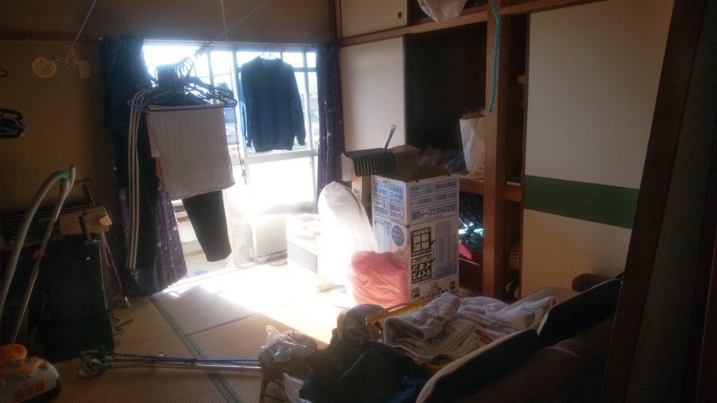 【上勝町】年末だったが希望していた期日までに遺品整理に対応してくれた!