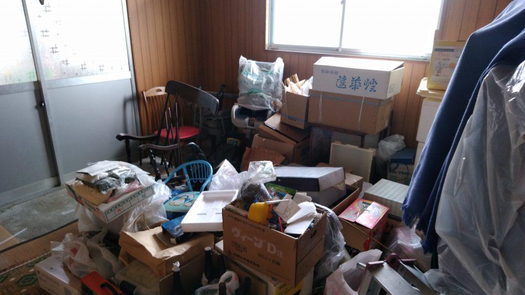 【海陽町】4t以上の大量の不用品回収
