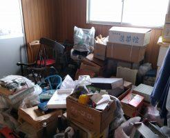 徳島市で4tトラックでの不用品回収 施工事例紹介