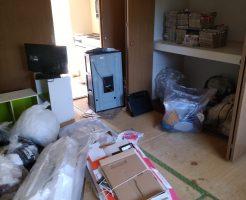 阿南市富岡町で軽トラック1台分の不用品回収 施工事例紹介
