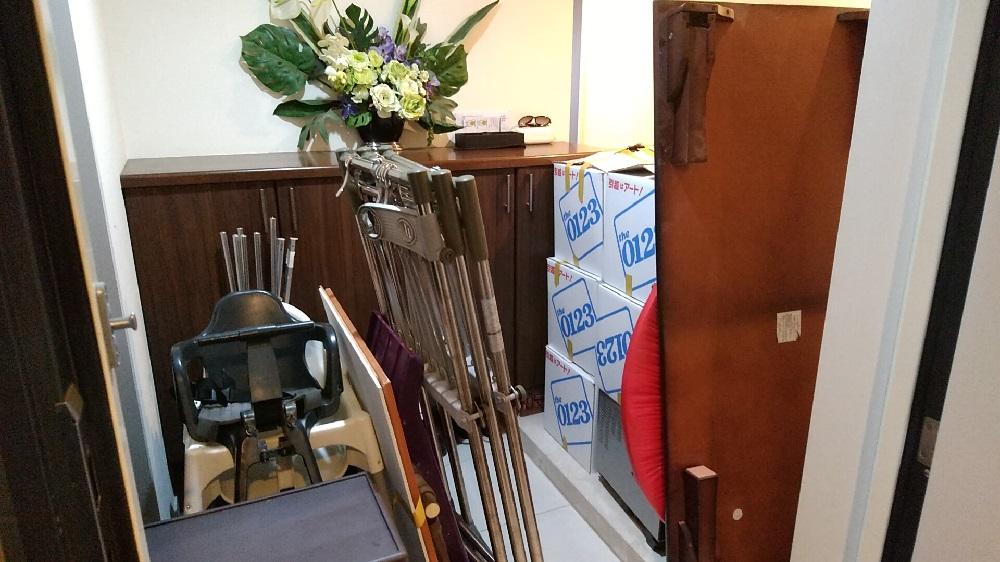 【松茂町】不用品(オーブンレンジ、折り畳みテーブル、子供用自転車、テントなど)処分ご依頼 お客様の声