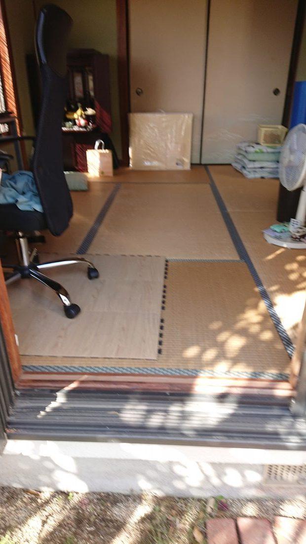 【徳島市川内町】扇風機、こたつなどを即日回収☆処分を急いでいるお客様にお喜びいただけました!