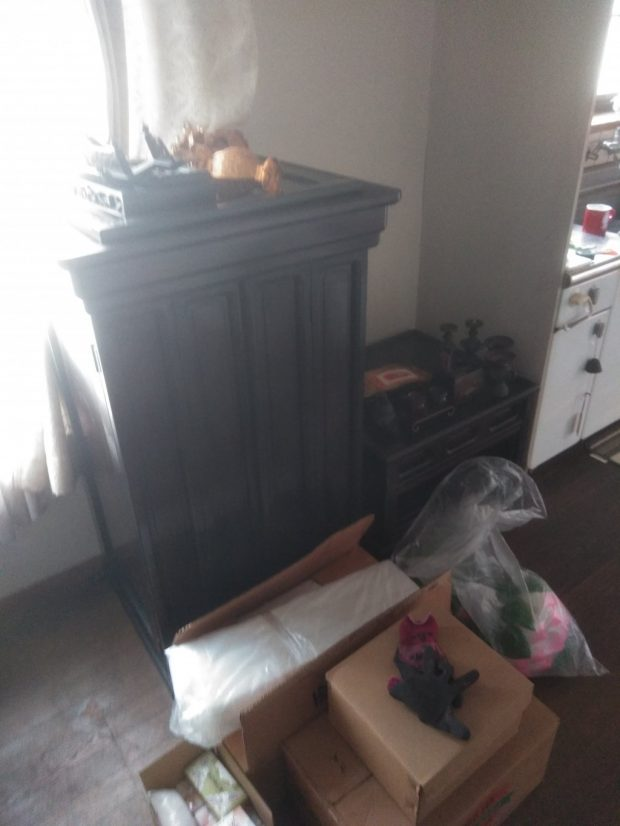 【板野郡北島町中村】仏壇・仏具の回収☆素早い対応に喜んでいただけました。