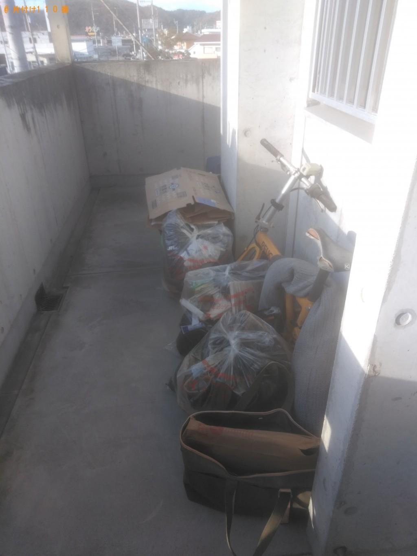 【鳴門市大津町】衣類、靴、プラスチック等の回収・処分ご依頼