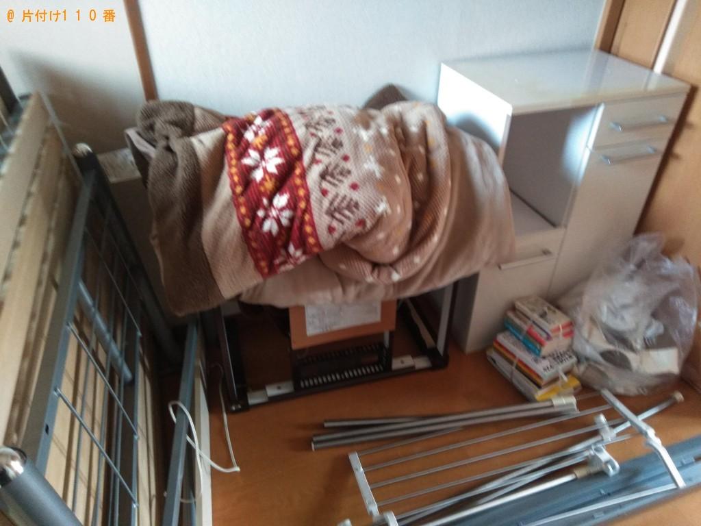 【徳島市南庄町】洗濯機、こたつ、カーペット、回転いす等の回収
