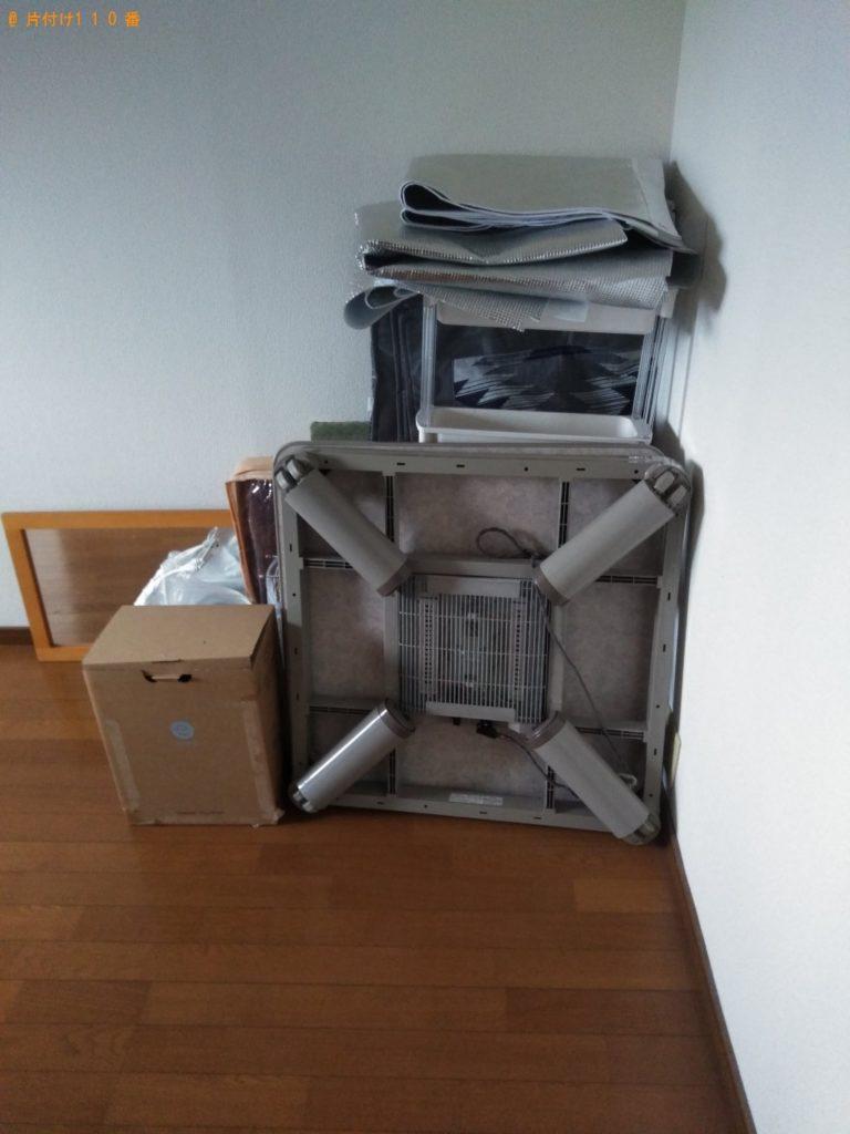 【豊島区】遺品整理でマットレス、ベッドフレーム等の回収・処分ご依頼