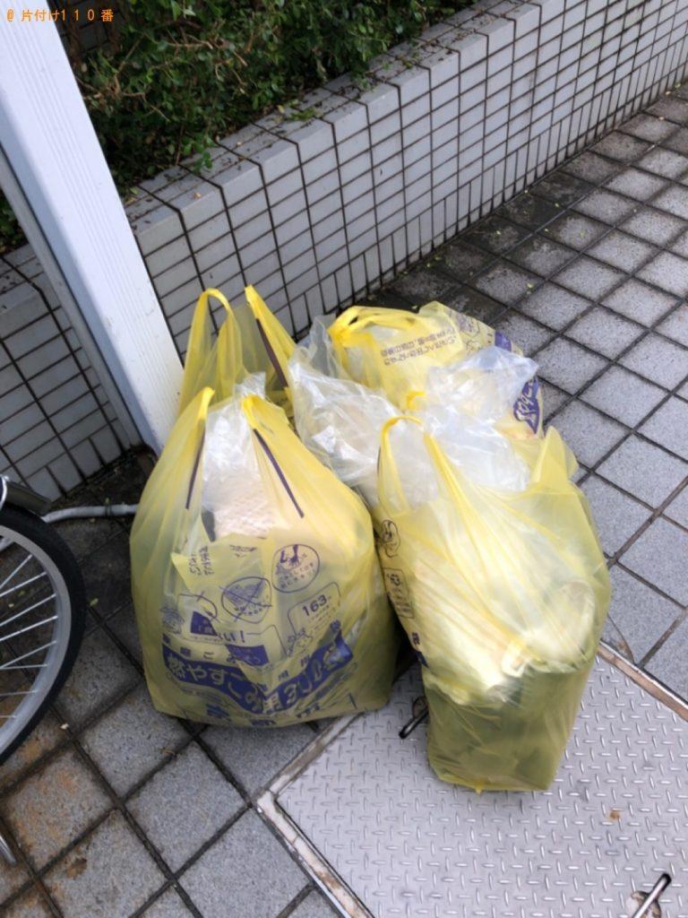 【海陽町】カーペット、カーテン、ハンガーラック等の回収・処分
