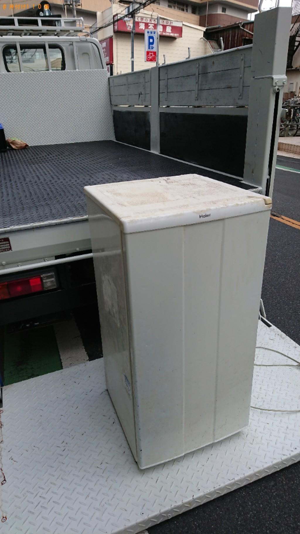 【徳島市】冷蔵庫の回収・処分ご依頼 お客様の声