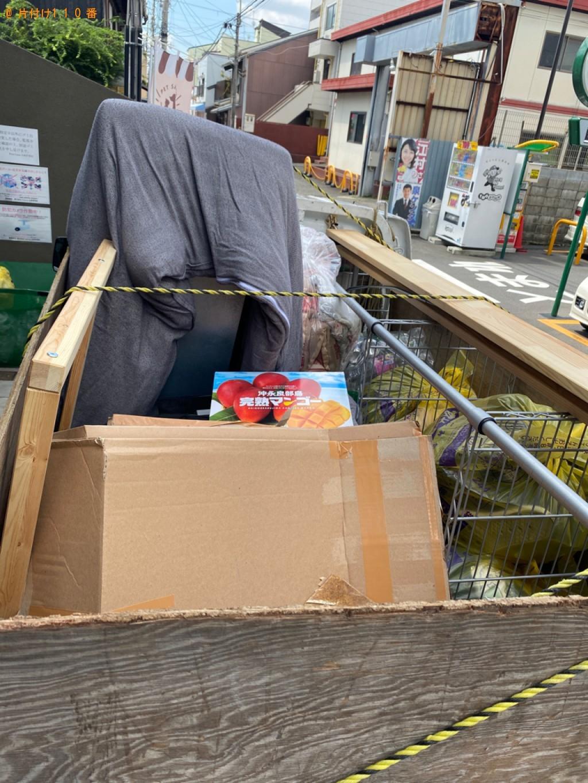 【徳島市】軽トラック1台程度の出張不用品回収・処分ご依頼