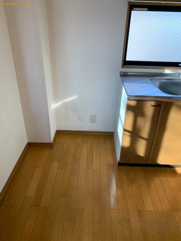 【徳島市】冷蔵庫、洗濯機、こたつ、本棚、スポーツ用品等の回収
