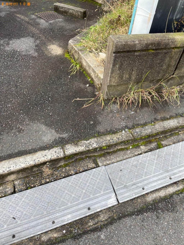 【徳島市】ウレタンマットレス、椅子、テレビ台等の回収・処分ご依頼