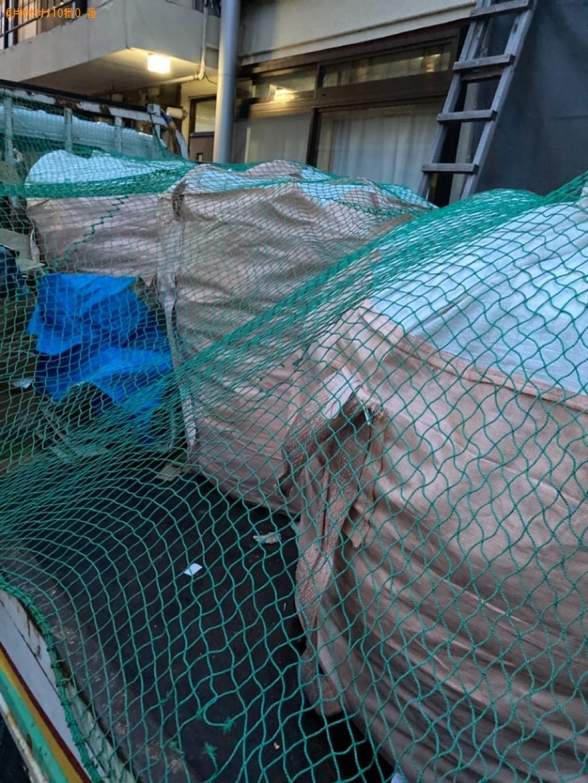 【徳島市】大量の一般ごみ等の回収・処分ご依頼 お客様の声