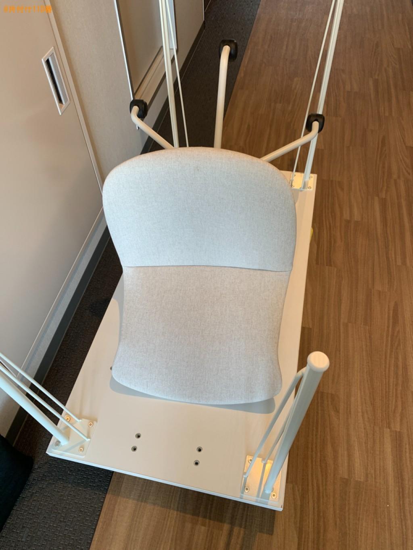 PCデスク、椅子の回収・処分ご依頼 お客様の声