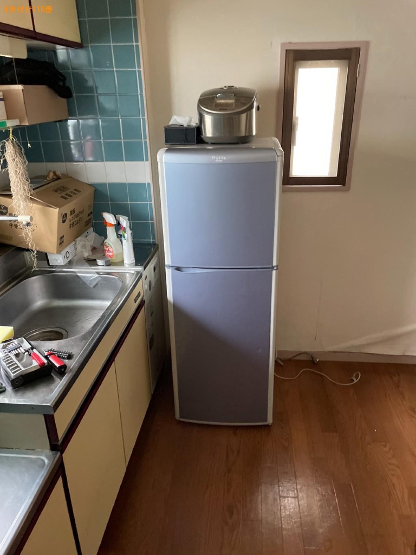 冷蔵庫、エアコン、洗濯機、衣装ケース、オーブンレンジ等の回収