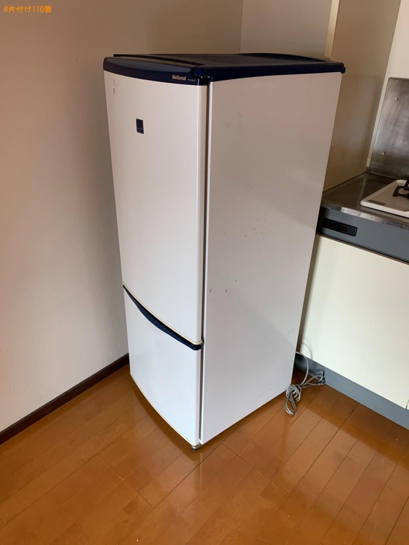 冷蔵庫、洗濯機、ウレタンマットレスの回収・処分ご依頼 お客様の声